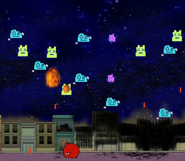Игра Mooninte Marauders онлайн