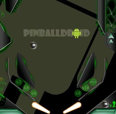 Игра PinballDroid онлайн