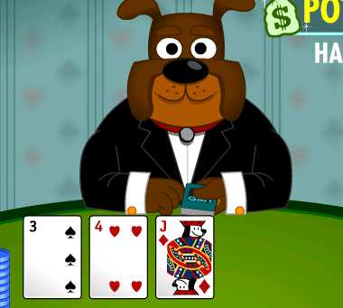 Игра Pussy Cat poker онлайн