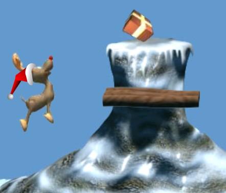 Игра Rudolph! онлайн