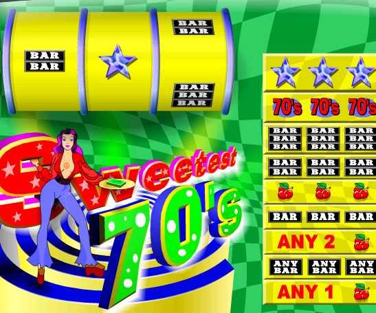 Игра Sweetest 70's онлайн
