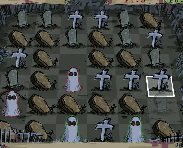 Игра Tomb Chess онлайн