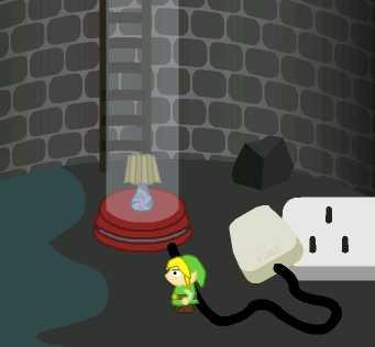 Игра Zelda онлайн