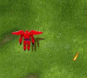 Игра Бэймакс против драконов онлайн