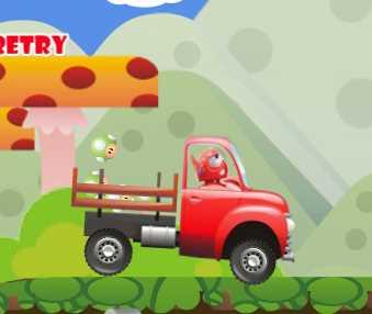 Игра  Бэймакс водитель онлайн