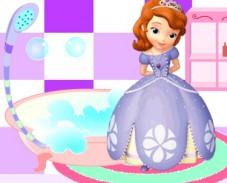 Игра Ванная Софии Прекрасной онлайн