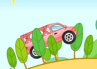 Игра Грузовик розовой пантеры онлайн