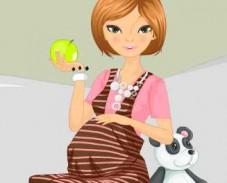 Игра Девятый месяц беременности онлайн