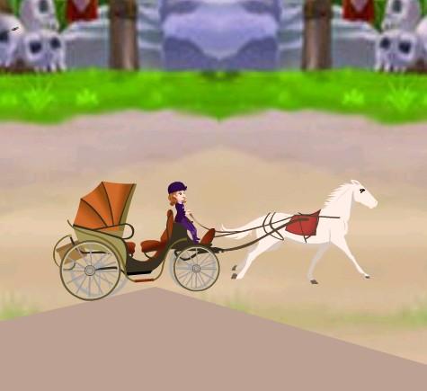 Игра Карета Софии Прекрасной онлайн