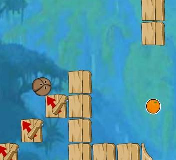 Игра Кокос Тарзана онлайн