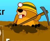 Игра Крот-землерой онлайн