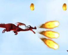 Игра Летающий дракон онлайн