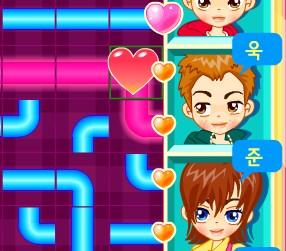 Игра Любовный трубопровод онлайн