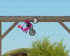 Игра Мотоцикл Хани Лемон онлайн