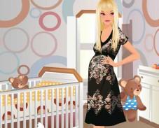 Игра Одень беременную онлайн