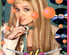 Игра Пинбол с Ханной онлайн