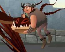 Игра Родео с драконом онлайн