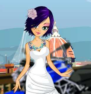 Игра Свадебное тату онлайн