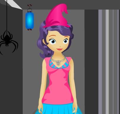 Игра София Прекрасная Хэллоуин онлайн