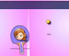 Игра София Прекрасная: настольный теннис онлайн
