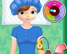 Игра София Прекрасная операция на желудке онлайн