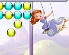Игра София Прекрасная пузыри онлайн