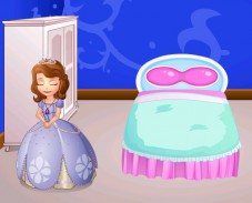 Игра Спальня Софии Прекрасной онлайн