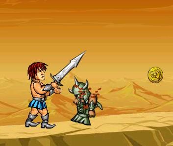 Игра Эпический воин онлайн