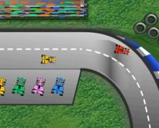 Игра Formule Toon онлайн