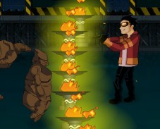 Игра Генератор Рекс темные дни онлайн