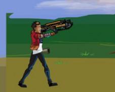 Игра Генератор Рекс убей динозавра онлайн