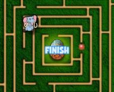Игра Семейка Крудс лабиринт онлайн
