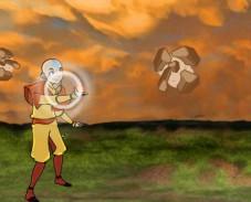 Игра Аватар стреляй в камни онлайн