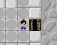 Игра Аладдин в лабиринте онлайн