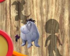 Игра Винни Пух тени онлайн