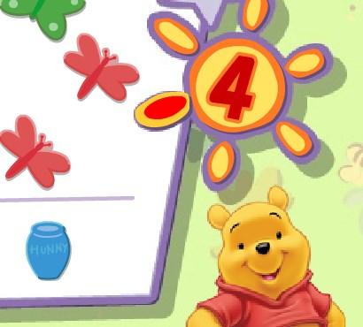 Игра Винни в школе онлайн