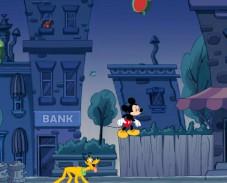 Игра Микки Маус будильники онлайн
