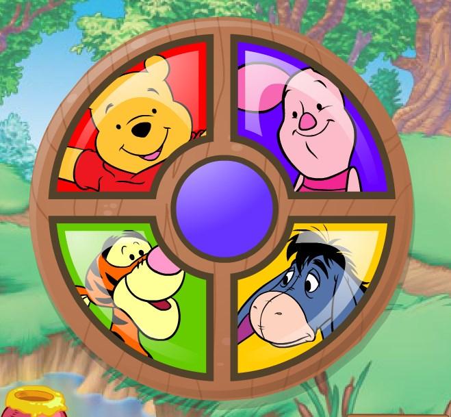 Игра Музыка Винни Пуха онлайн