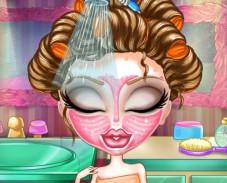 Игра Реальный макияж Братц онлайн