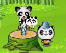 Игра Ресторан Кунг-фу Панды онлайн