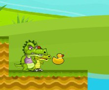 Игра Свомпи собирает уток онлайн