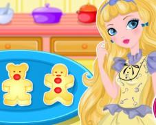 Игра Сладости Блонди Локс онлайн