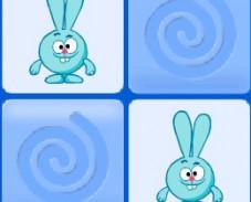 Игра Смешарки на память онлайн