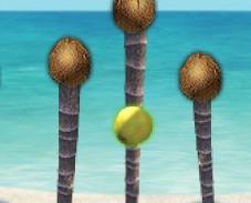 Игра Стреляй в кокосы онлайн