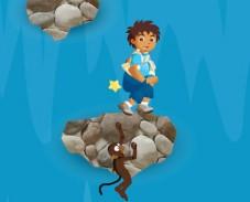Игра Диего прыгает онлайн