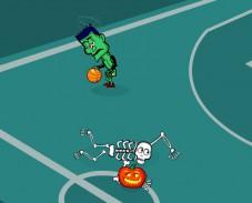 Игра Жуткий баскетбол онлайн