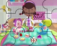 Игра Завтрак с Доктором Плюшевой онлайн