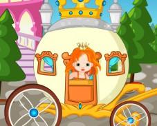 Игра Карета для Золушки онлайн