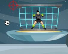 Игра Космический футбол онлайн