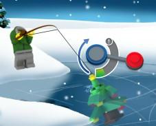 Игра Лего рыбалка онлайн